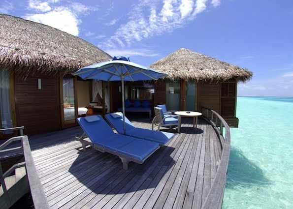 anantara dhigu resort & spa-water