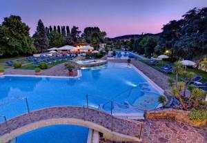 Курорт Абано Терме, Италия