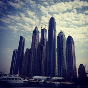 Дубай, январь 2014