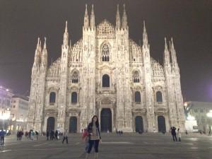 Италия, осень 2013