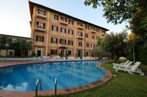 Belavista Grand Hotel, Монтекатини, Италия