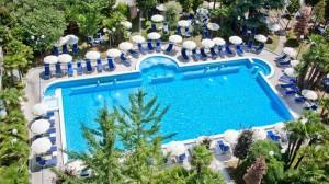 Grand Hotel Trieste & Victoria, Abano Terme, Италия